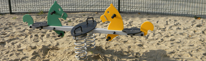 Rockings & seesaw